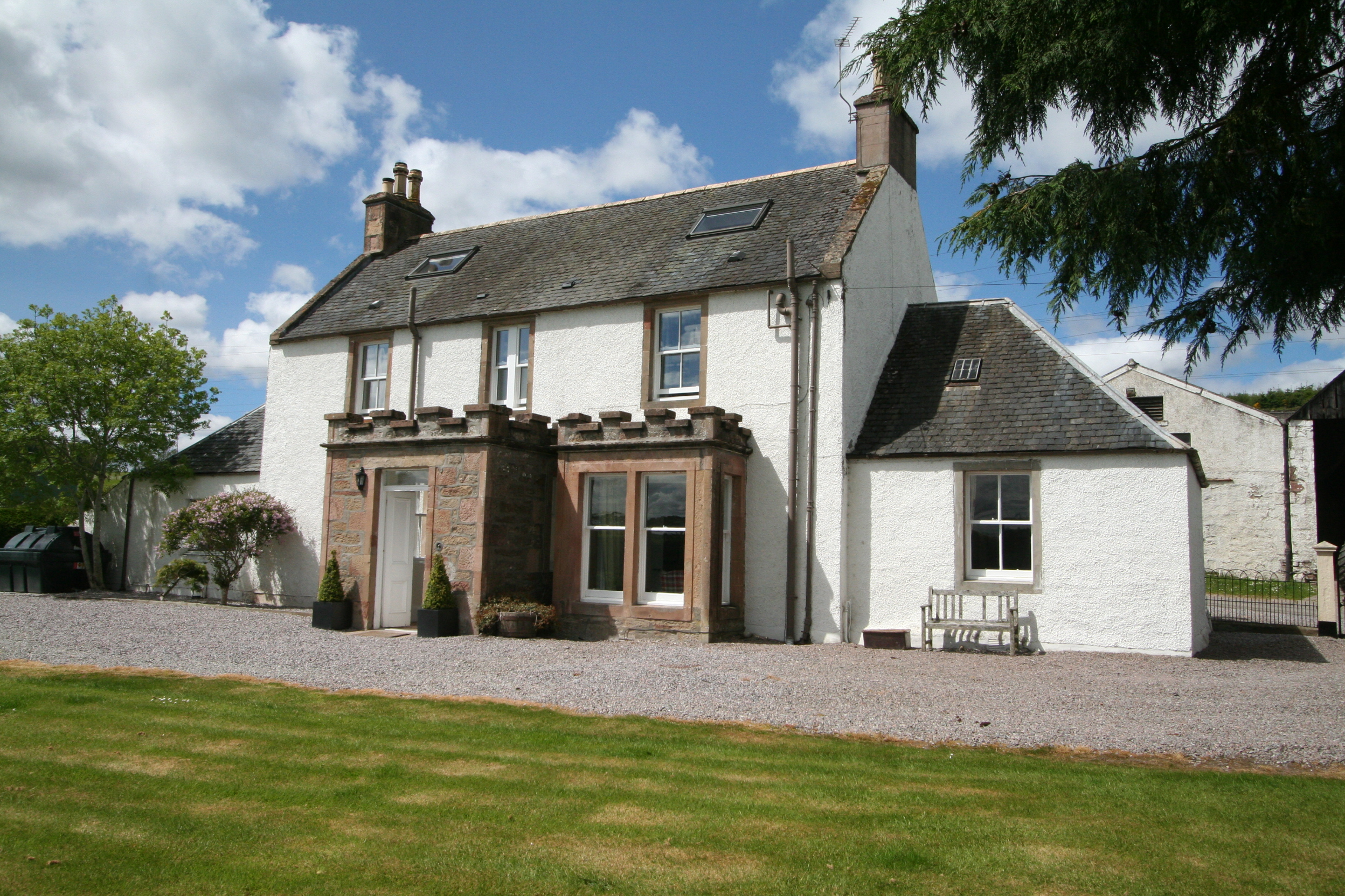 Dunglass Farmhouse