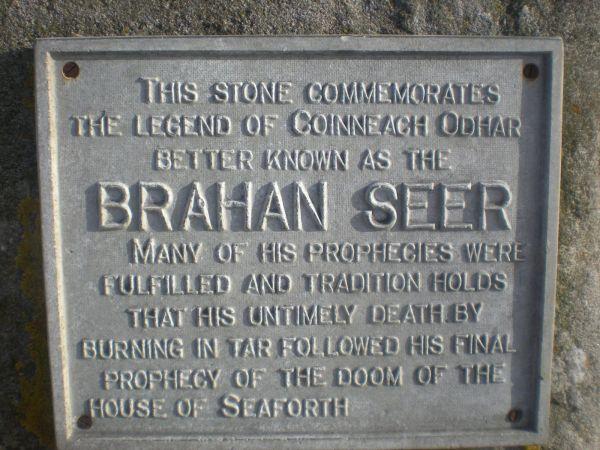 The Brahan Seer